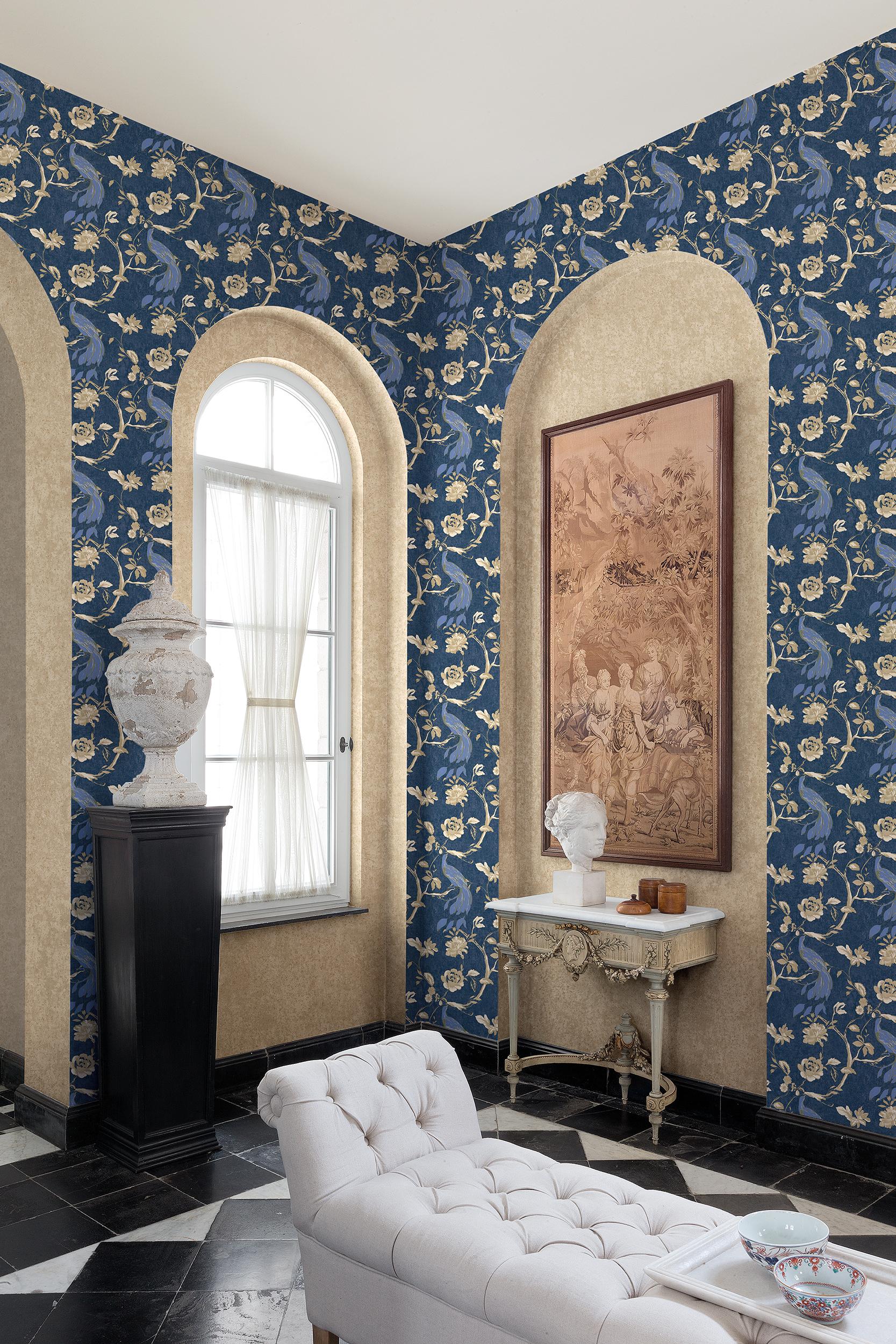 ihr tapeten wechsel f r zu hause raumausstatter rohowsky. Black Bedroom Furniture Sets. Home Design Ideas
