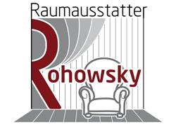 Raumausstatter logo  Ihr Raumausstatter in Kahla | Raumausstatter Rohowsky